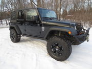 2011 Jeep Wrangler Unlimited Rubicon Sport Utility 4-Door